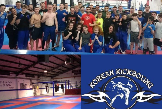 KKC Cabra Instructor Darren Doherty Lit'Le kicks, junior and Teen and Adult kickboxing classes.